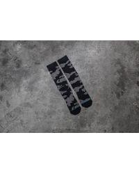 Footshop - Stance Pitch Black Black - Lyst