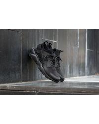 Nike | Air Huarache Run Ultra Black/ Black-black | Lyst