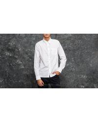 Footshop - Levi's® Sunset One Pocket Shirt White - Lyst