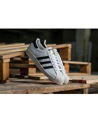 adidas Originals - Adidas Superstar 80s White/Black1/Chalk2 - Lyst
