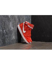 Nike | Vandal High Supreme Vintage Coral/ White-white | Lyst