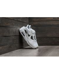Nike - Air Max 90 Ultra 2.0 Essential White/ Black-black - Lyst
