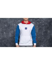 Footshop - Undefeated Session Longsleeve Pullover White - Lyst