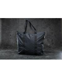 Footshop - Rains Tote Bag Black - Lyst