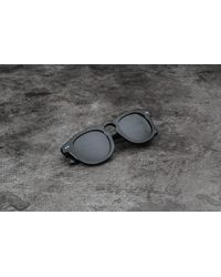 aac7f2759a5d Stussy - Luigi Sunglasses Black  Dark Grey - Lyst