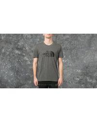 582827fd2 Lyst - The North Face Day Three T-shirt (tnf Medium Grey Heather ...