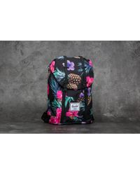 85509732a8 Herschel Supply Co. - Retreat Backpack Black Pineapple - Lyst
