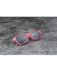 Stussy - Angelo Sunglasses Rose/ Green - Lyst