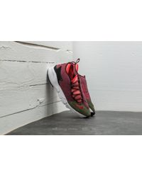 Nike - Air Footscape Natural Motion Dark Team Red/ Rush Red - Lyst