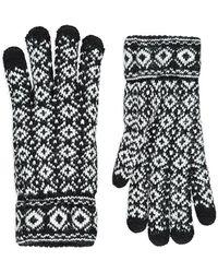 Forever 21 - Diamond-patterned Gloves - Lyst