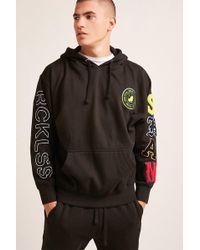 Forever 21 - Young & Reckless Patch Hoodie - Lyst