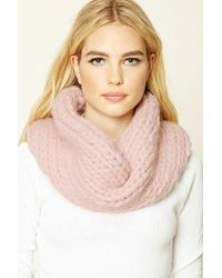 Forever 21 - Chevron Infinity Scarf - Lyst