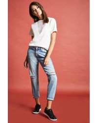 Forever 21 - Girlfriend Jeans - Lyst