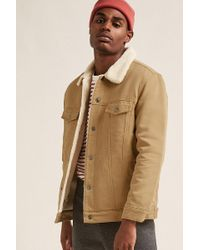 Forever 21 - Victorious Faux Shearling-lined Jacket - Lyst