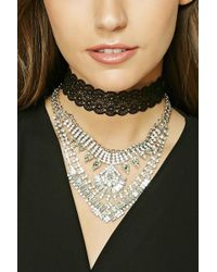 Forever 21 - Women's Statement Necklace Set - Lyst