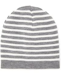 452f82cf3ef05 Forever 21 Chenille Ribbed Knit Beanie in Blue for Men - Lyst