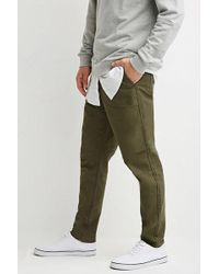 Forever 21 - Drawstring Canvas Pants - Lyst