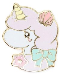 Forever 21 - Unicorn Crafts Unicorn Pin - Lyst