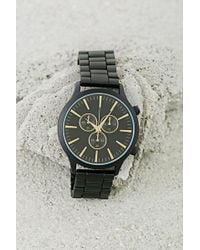 Forever 21 - Men Matte Chronograph Watch - Lyst