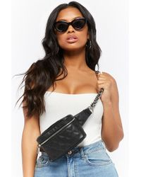 Forever 21 - Quilted Bum Bag - Lyst