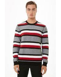 Forever 21 - Striped Knit Jumper - Lyst