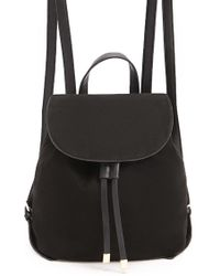 Forever 21 - Faux Suede Backpack - Lyst