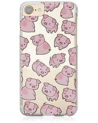 Forever 21 - Pig Graphic Case For Iphone 6/6s/7/8 - Lyst
