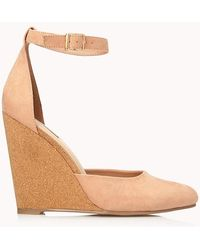 Forever 21 - Go-to D'orsay Wedges - Lyst