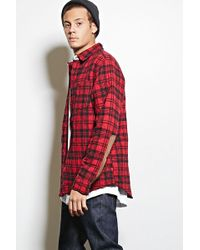 Forever 21 - Cohesive Co. Plaid Jacket - Lyst