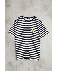 Forever 21 - Striped Salty Patch Tee - Lyst