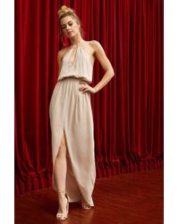 Forever 21 - Pretty By Rory Crepe Maxi Dress - Lyst