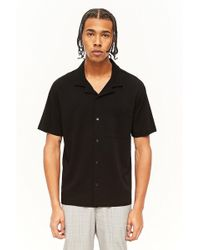 Forever 21 - 's Patch Pocket Shirt - Lyst