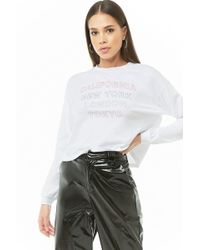 Forever 21 - Tokyo Graphic Tee - Lyst