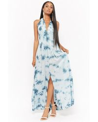 43032672d332 Lyst - Forever 21 Plus Size Boho Me Maxi Dress in White