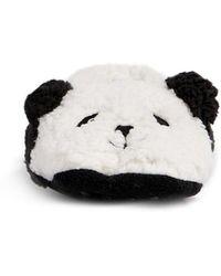 FOREVER21 - Panda Slipper Socks - Lyst