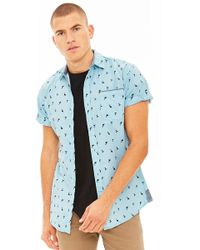 Forever 21 - Drill Clothing Killer Whale Print Shirt - Lyst