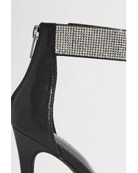 Forever 21 - Faux Crystal Stiletto Heels - Lyst
