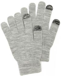 Forever 21 - Tech-friendly Heathered Gloves - Lyst