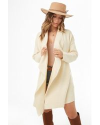 Forever 21 - Draped Front Cardigan - Lyst