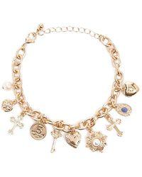 Forever 21 - Assorted Charm Bracelet - Lyst