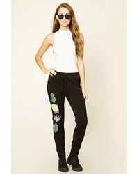 Forever 21 - Women's Richie Rich Graphic Jogger Trousers - Lyst