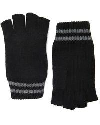 Forever 21 - Men Striped Fingerless Gloves - Lyst
