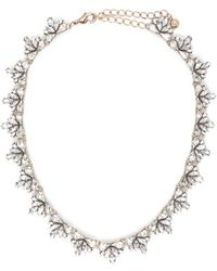 Forever 21 | Rhinestone Statement Necklace | Lyst