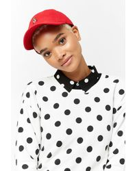 Forever 21 - Goofy Graphic Dad Cap - Lyst