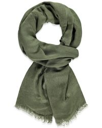 FOREVER21 - Frayed Woven Scarf - Lyst