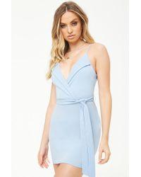 Forever 21 - Cami Mini Dress - Lyst
