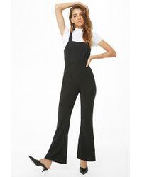 1eef7c21965 Lyst - O neill Sportswear Anabella Stripe Flare Leg Jumpsuit in ...
