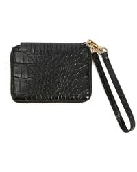 Forever 21 - Faux Reptile Leather Wallet - Lyst
