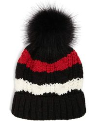 Forever 21 - Colorblock Ribbed Beanie - Lyst