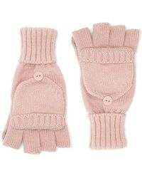 Forever 21 - Convertible Knit Gloves - Lyst